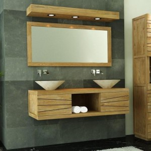 soldes meubles salle de bain teck salle de bain id es. Black Bedroom Furniture Sets. Home Design Ideas
