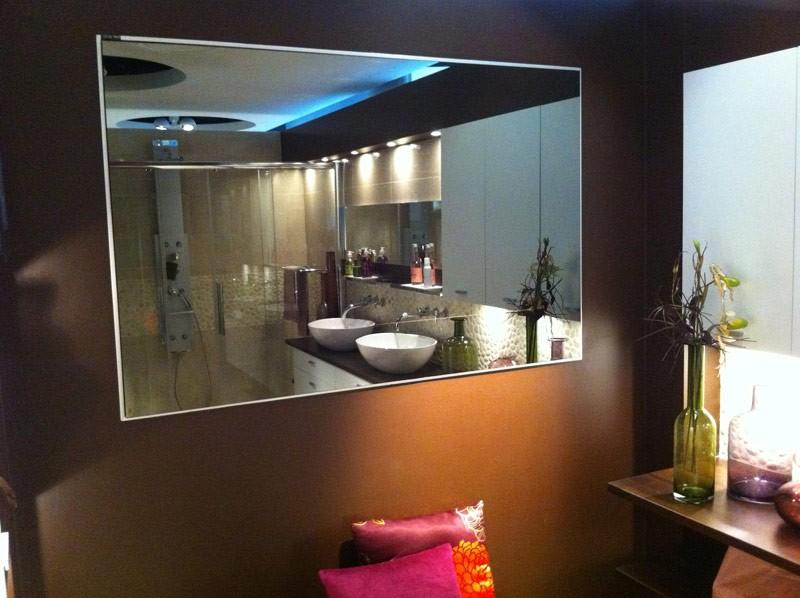 Miroir Salle Bain Sur Mesure