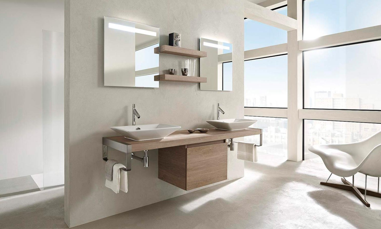 miroir salle de bain lumineux sur mesure salle de bain
