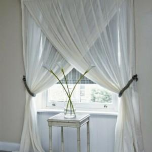 petit rideau pour fenetre salle de bain salle de bain. Black Bedroom Furniture Sets. Home Design Ideas