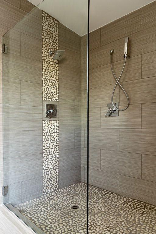 Modele salle de bains avec douche italienne salle de for Model salle de bain avec douche