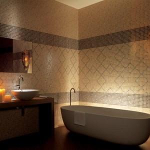 Mosaique salle de bain italienne salle de bain id es - Mosaique salle de bain castorama ...