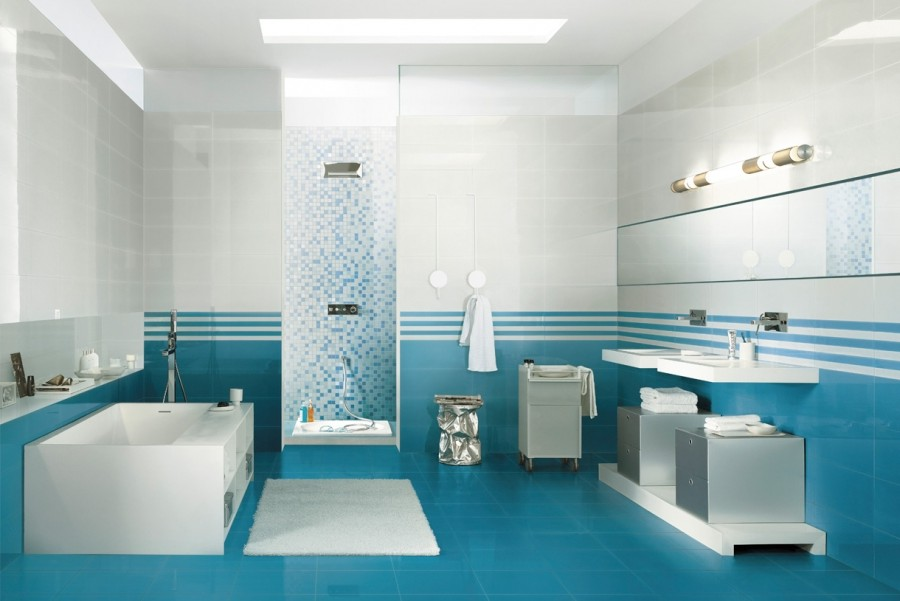 Mosaique Salle De Bain Point P