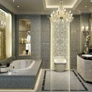Idee deco salle de bain retro salle de bain id es de d coration de maison zvw3zodbnx - Deco salle de bain vintage ...
