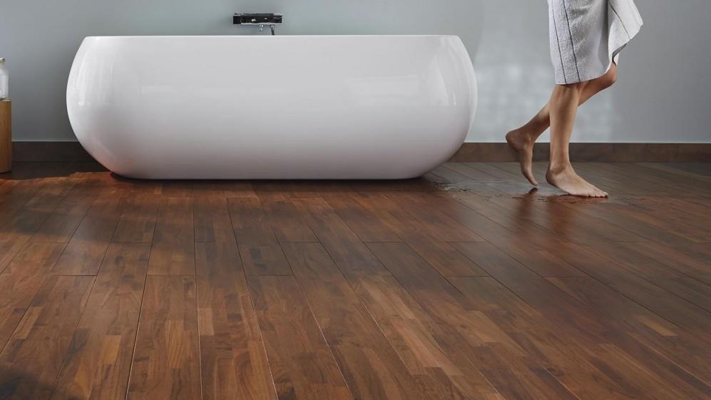 parquet bambou salle de bain saint maclou - salle de bain : idées ... - Sol Bambou Salle De Bain