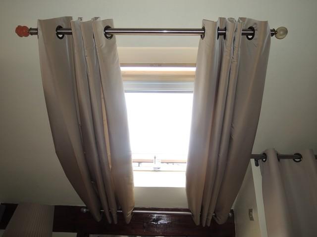Rideaux pour fenetre salle de bain salle de bain id es for Parure de fenetre pour salle de bain