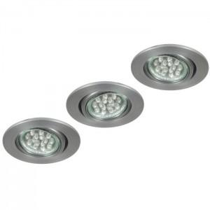 Spot led encastrable plafond salle de bain salle de bain for Spot encastrable orientable salle de bain