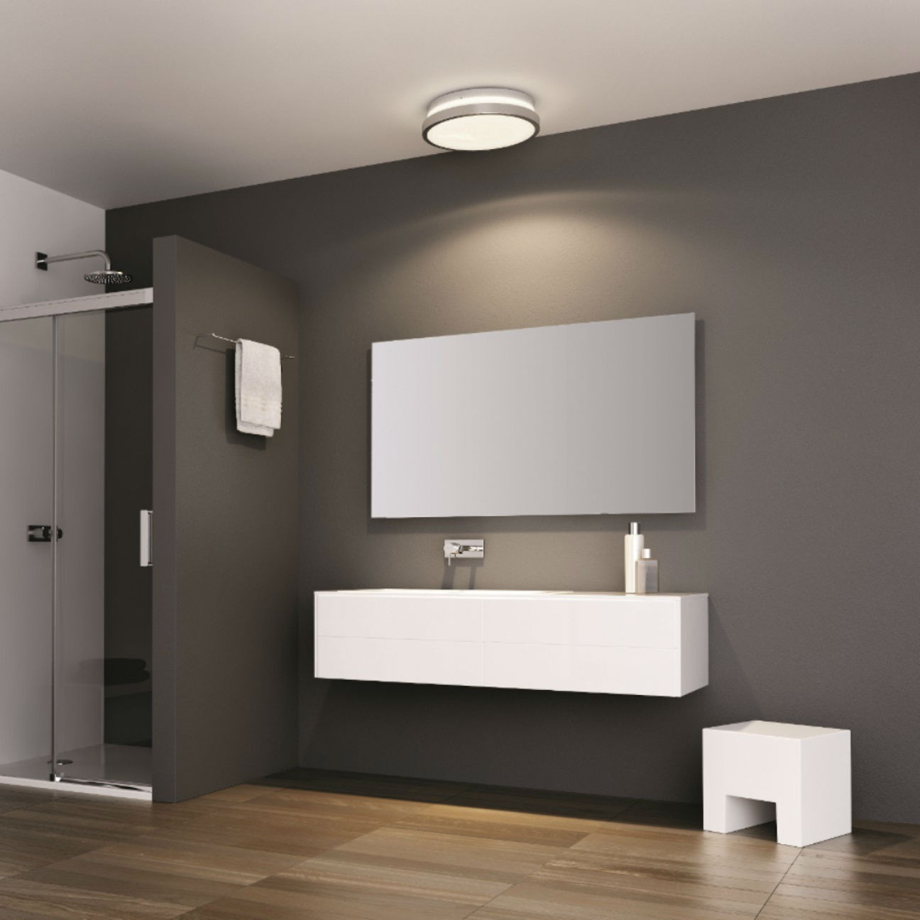 spot led pour salle de bain conceptions de maison. Black Bedroom Furniture Sets. Home Design Ideas