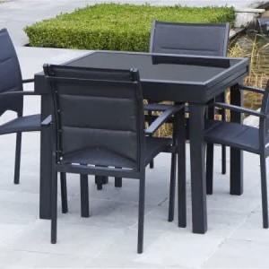 Table et chaise de jardin en resine blanc chaise id es de d coration de m - Chaise de jardin en resine pas cher ...