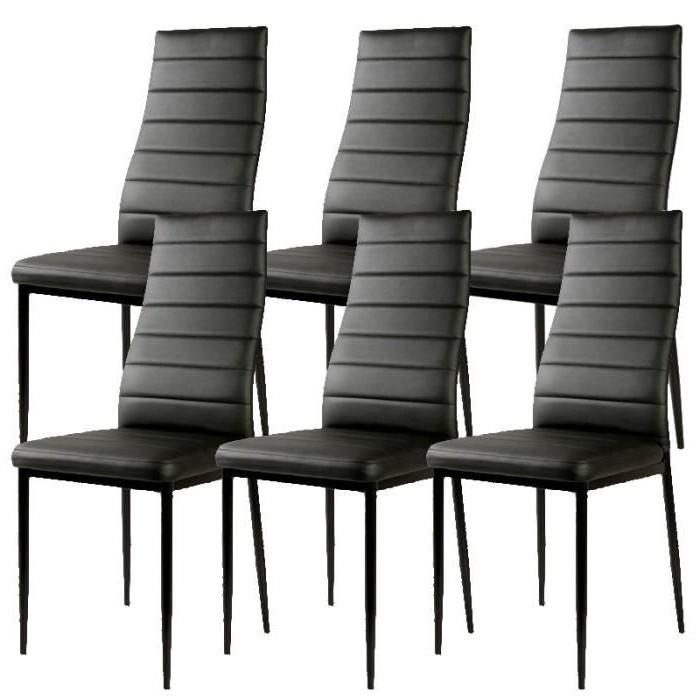 6 Chaises Pas Cher Design
