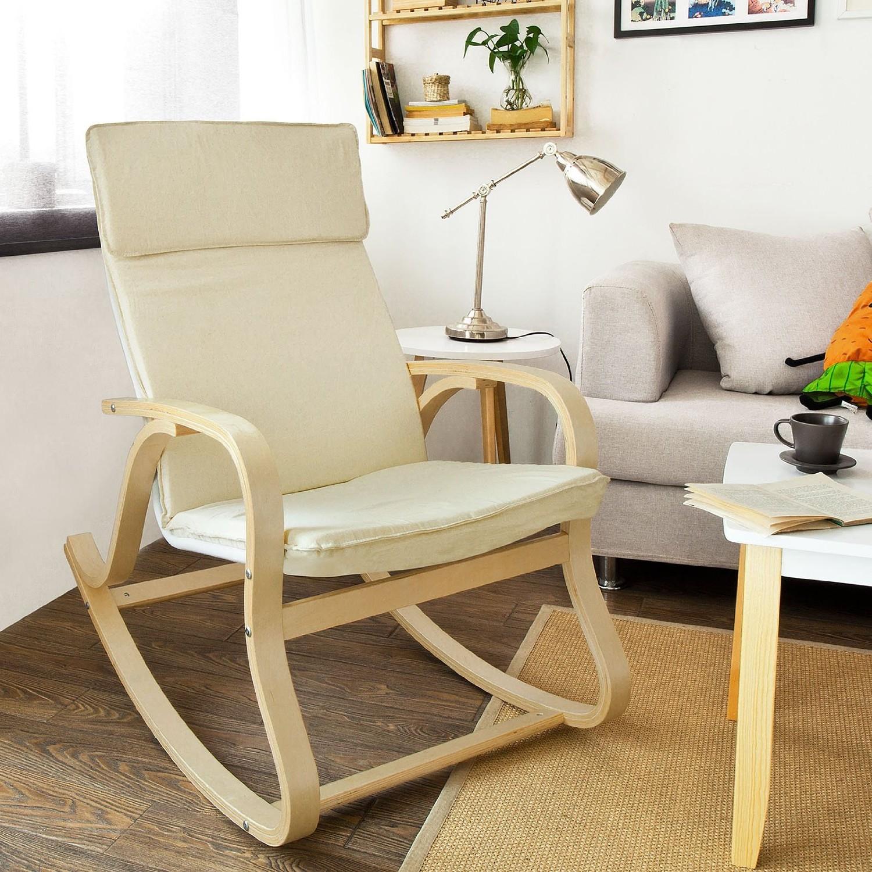 Chaise bascule pour allaitement chaise id es de for Chaise bercante allaitement