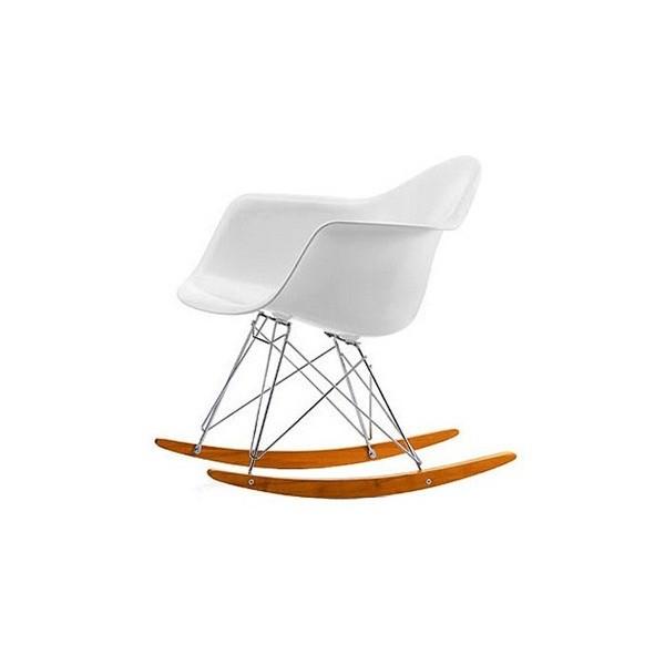 Chaise à Bascule Rar 1950 Eames