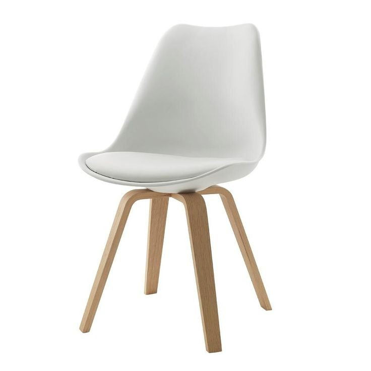 Chaise Bess Blanche Fly