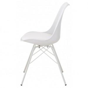 chaise coque blanche fly chaise id es de d coration de maison jwnp1jyl49. Black Bedroom Furniture Sets. Home Design Ideas