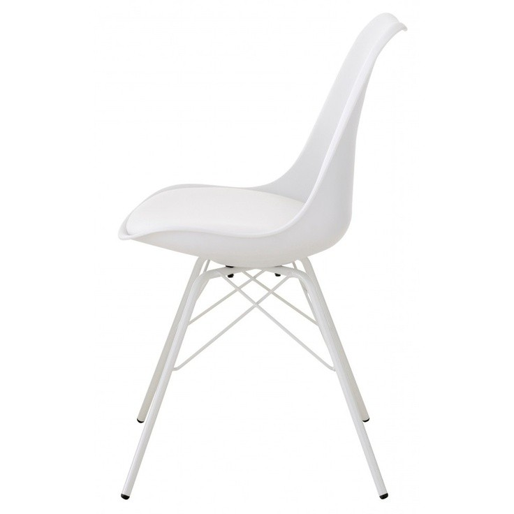 Chaise Blanche Fly