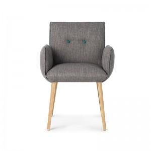 Housse de canape 2 places avec accoudoirs canap id es - Chaise confortable avec accoudoirs ...