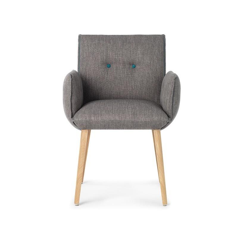 Chaise Confortable Avec Accoudoirs