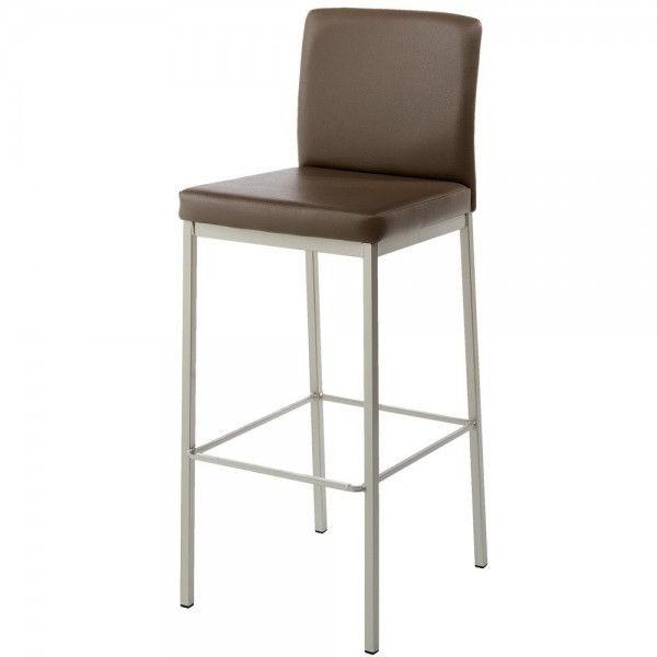 Chaise De Bar Avec 4 Pieds