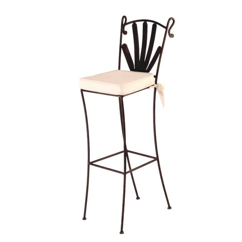 Chaise De Bar Fer Forgé Pas Cher