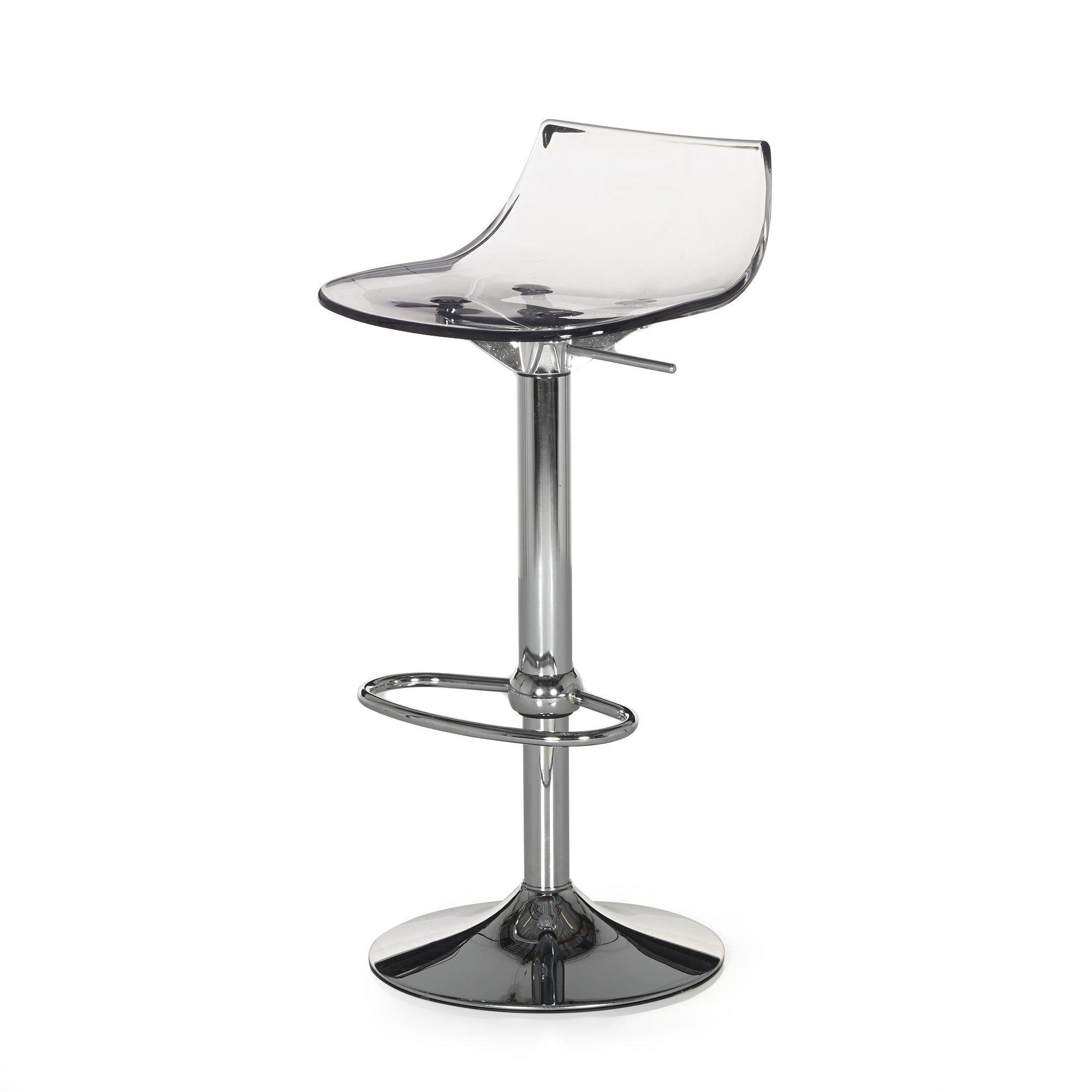 Chaise De Bar Reglable En Hauteur Pas Cher