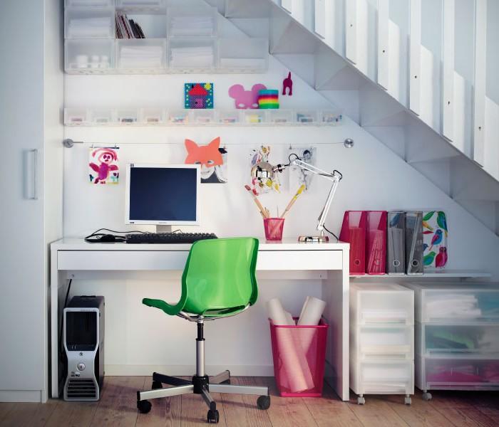 Chaise De Bureau Ado Ikea