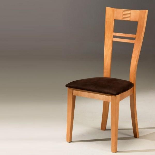 Chaise Bois Et Chiffon – Design à la maison