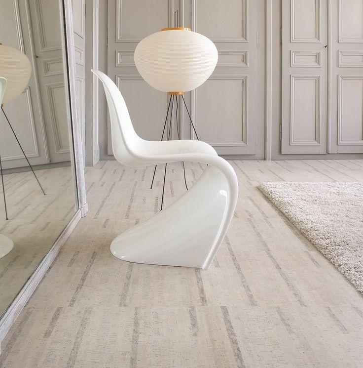 Chaise Design Blanche Panton