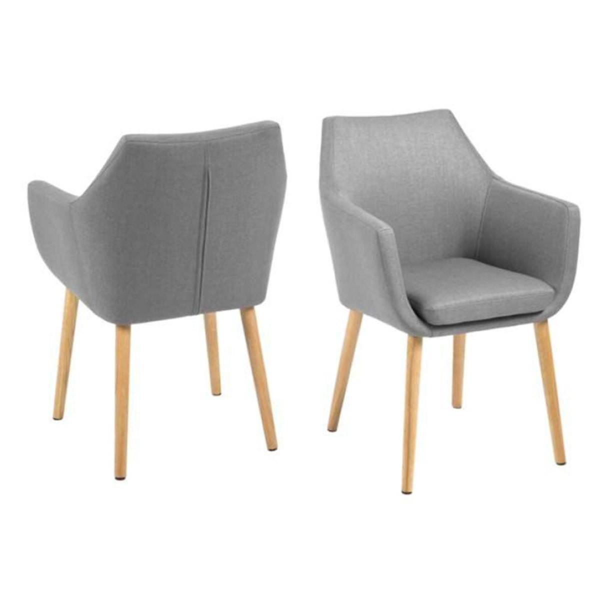 Chaise Design Pas Cher Grise