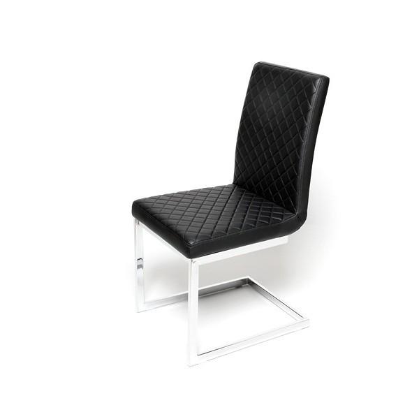 Chaise Design Pas Cher Noir