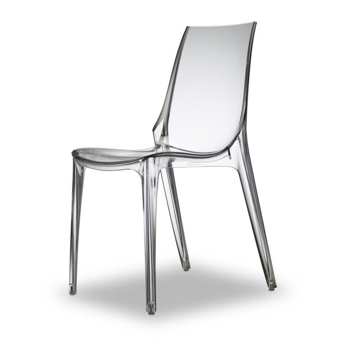 Chaise design plexi pas cher chaise id es de for Chaise medaillon pas cher
