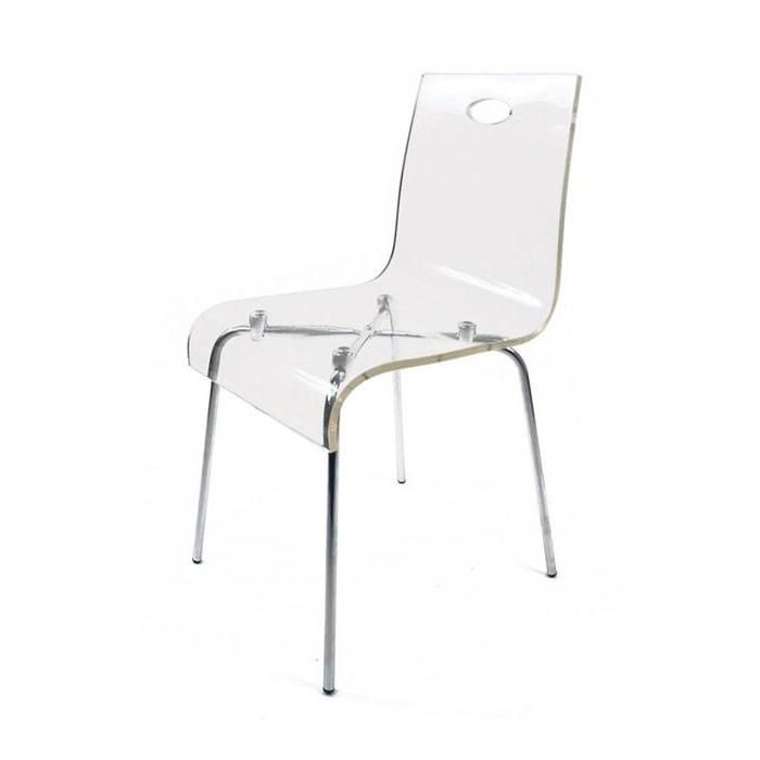 Chaise Design Plexiglass Pas Cher