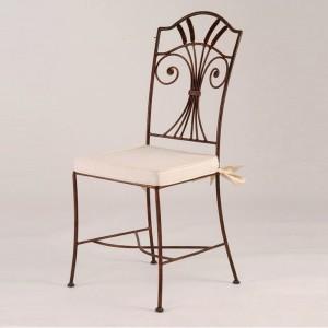 Chaise haute de bar fer forge chaise id es de for Chaise en fer forge pas cher