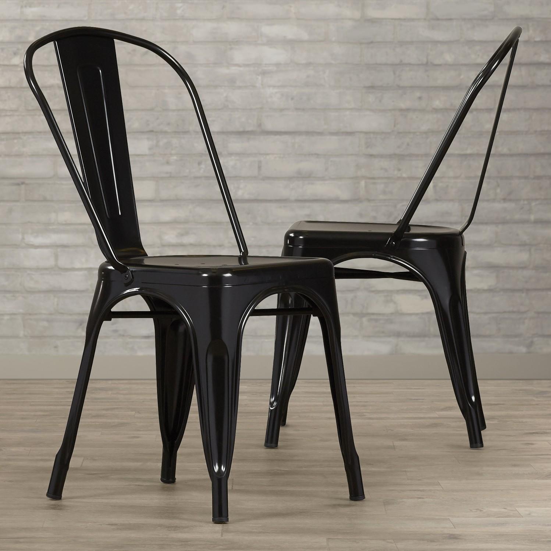 chaise imitation tolix occasion chaise id es de. Black Bedroom Furniture Sets. Home Design Ideas