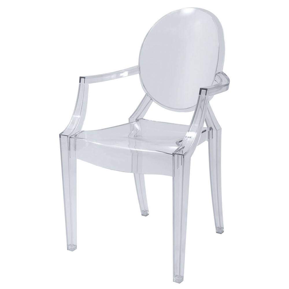 Chaise Louis Ghost Pas Cher