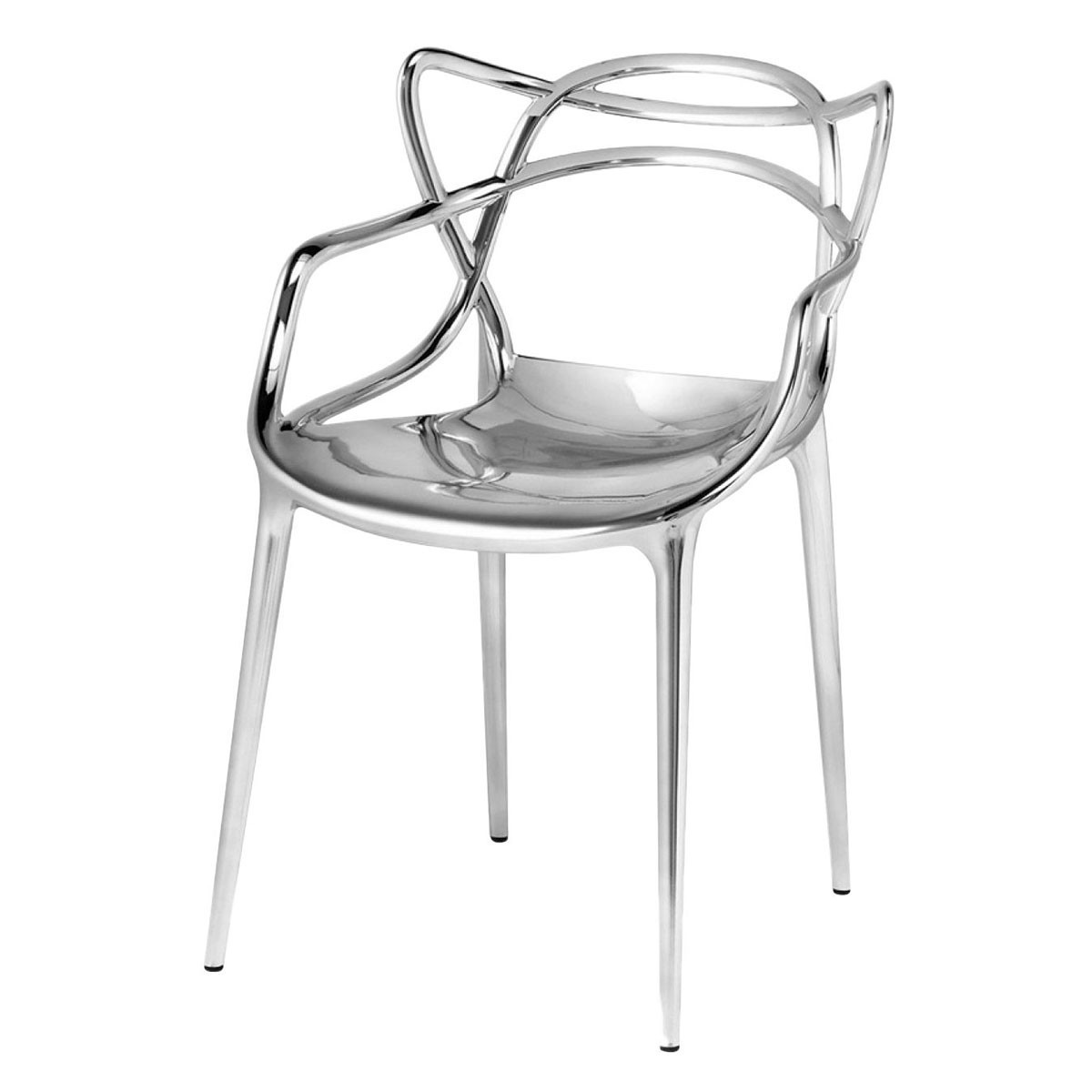 Chaise masters kartell amazing kartell masters with for Chaise ghost kartell