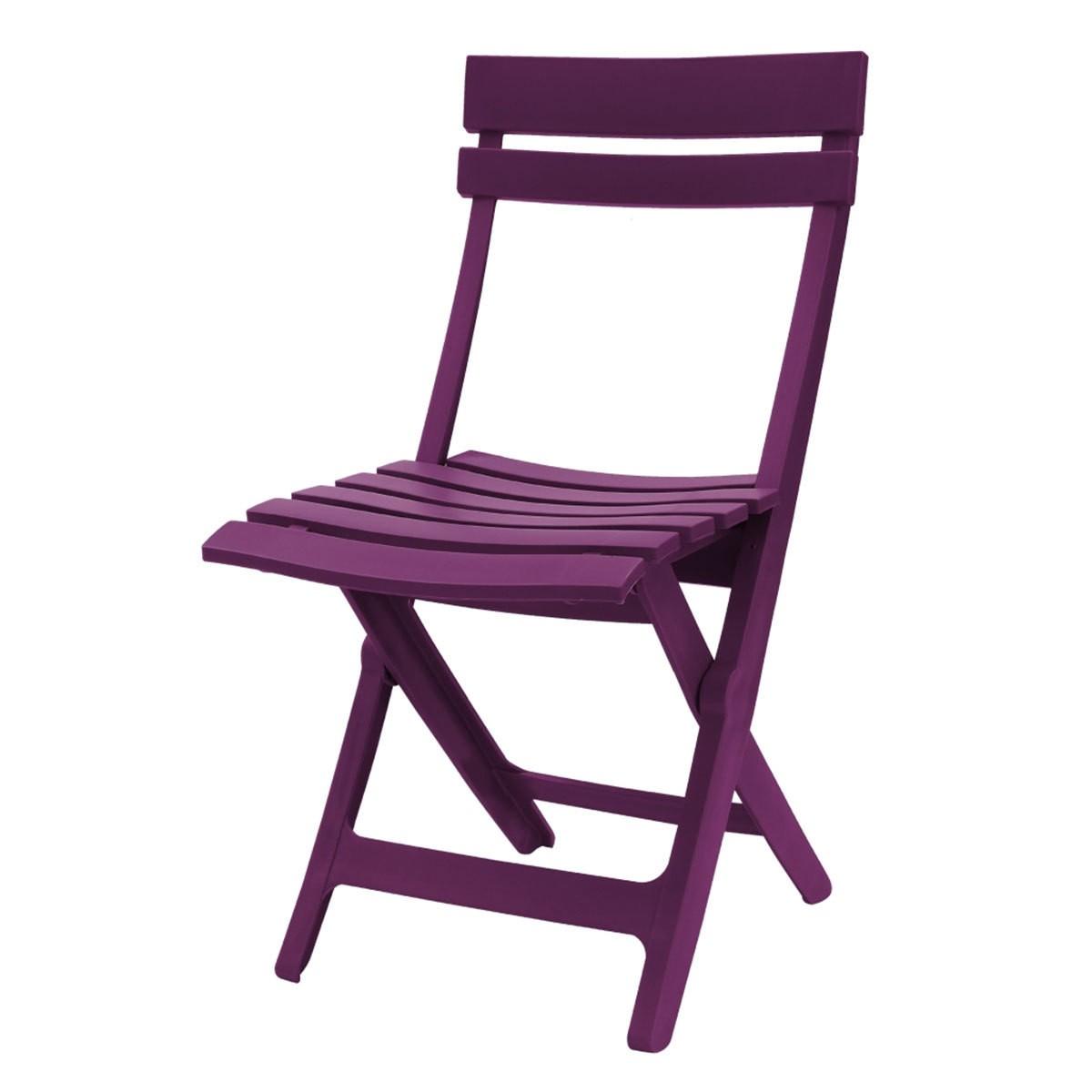 Chaise Pliante Exterieur Miami Tonus