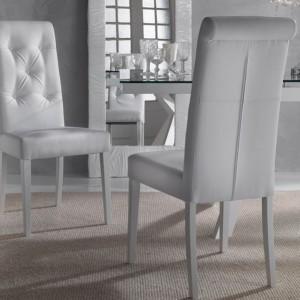 Chaise salle manger moderne bois chaise id es de for Chaise pour salle