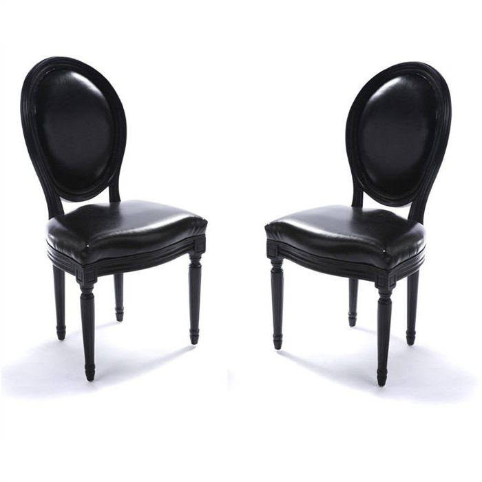 chaise medaillon pas cher gallery of chaise medaillon louis xvi avec lot de chaises m daillon. Black Bedroom Furniture Sets. Home Design Ideas