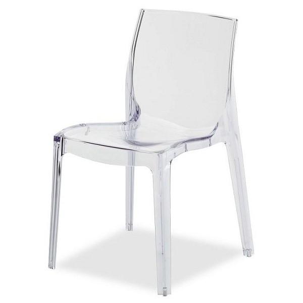 Chaises Design Transparentes Pas Cher