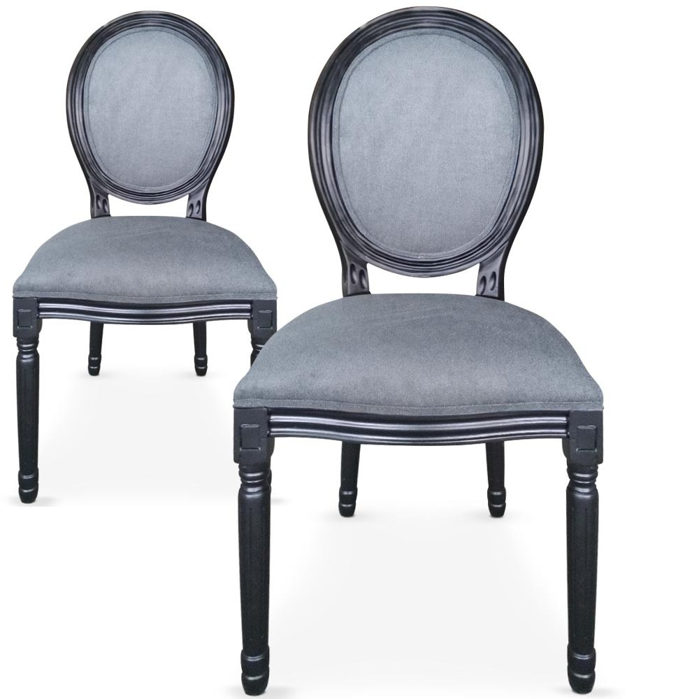 Chaises Medaillons Pas Chers