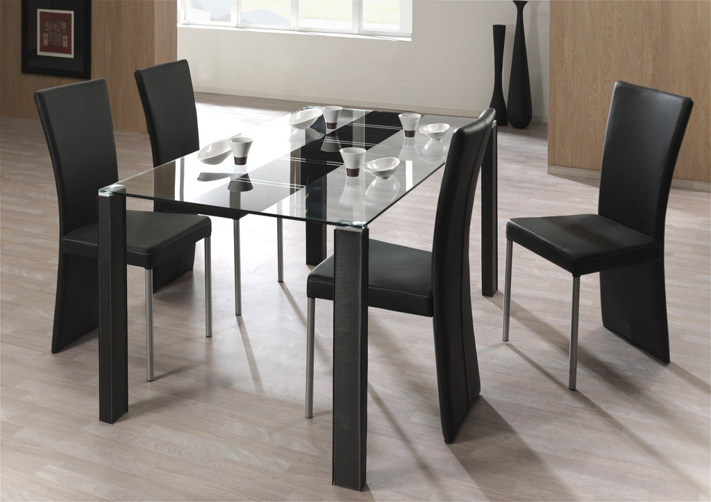 Ensemble Table Et Chaise De Cuisine Design