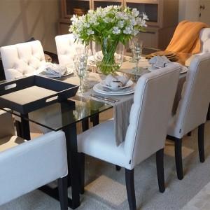Ensemble table de salle a manger et chaises chaise for Table et chaises salle a manger