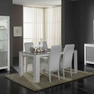 Ensemble table et chaise salle a manger pas cher chaise for Table manger conforama