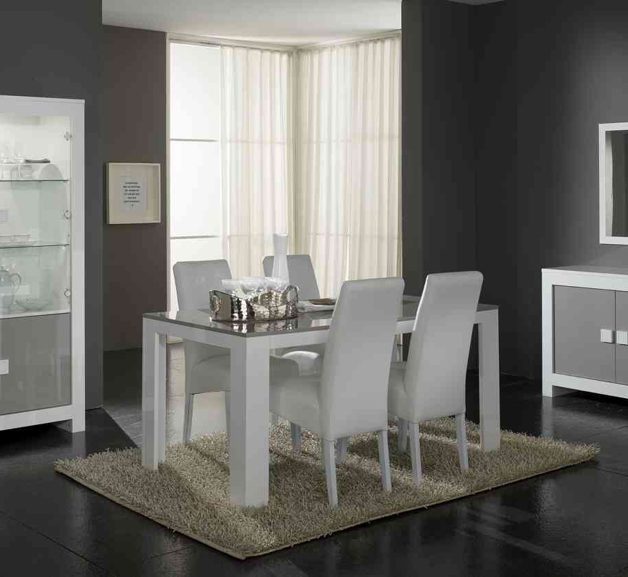 Ensemble table et chaise salle a manger conforama chaise for Table salle manger transparente