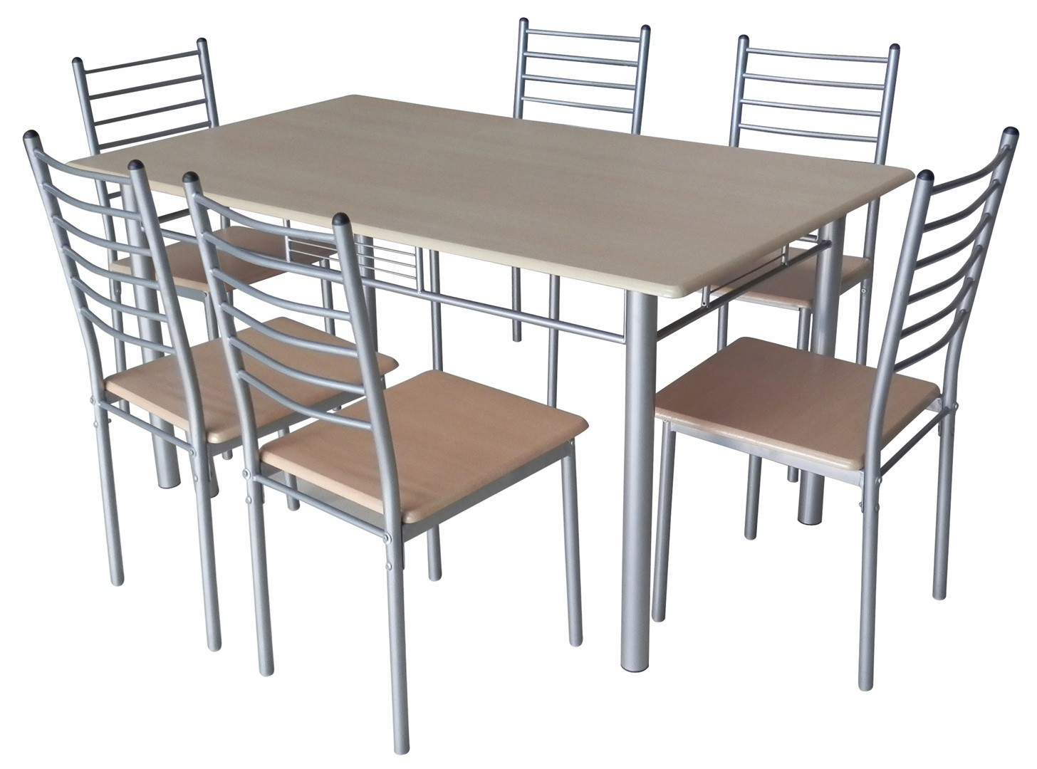 Table de cuisine avec chaises maison design for Ensemble table et chaise de cuisine design
