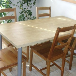 Ensemble table et chaises de cuisine but chaise id es de d coration de ma - Ikea table de cuisine et chaise ...
