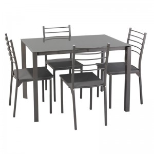 Ensemble table et chaises de cuisine ikea chaise id es de d coration de m - Table chaise cuisine ...