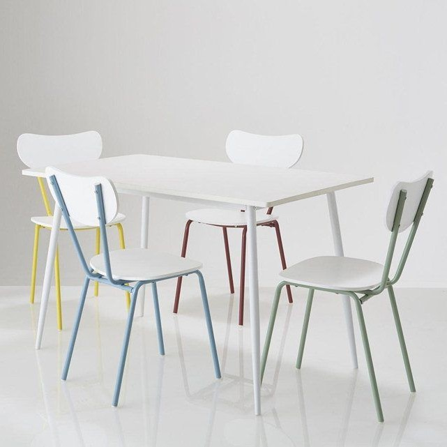 Ensemble table et chaises pour cuisine chaise id es de d coration de mais - Ensemble table chaise ...