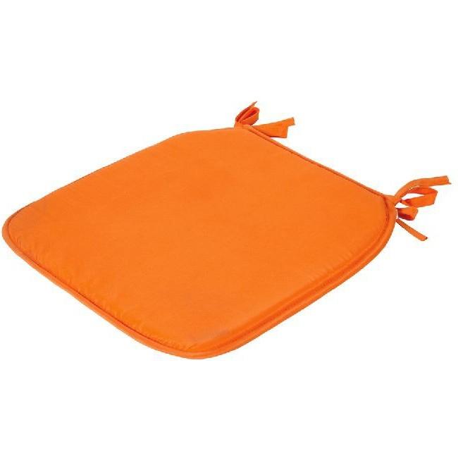 Galette De Chaise Pas Cher Orange