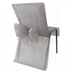 housse de chaise mariage tissu blanc chaise id es de d coration de maison vrng32mn3l. Black Bedroom Furniture Sets. Home Design Ideas